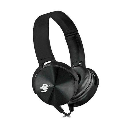 Fone de Ouvido Performance Sound Essential Preto com fio - PC, Mobile