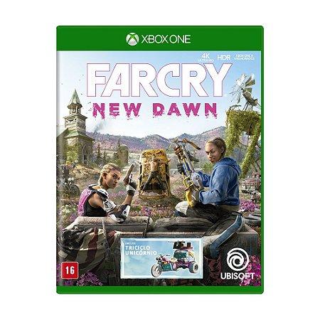 Jogo Far Cry New Dawn - Xbox One