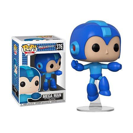 Boneco Mega Man 376 Mega Man - Funko Pop