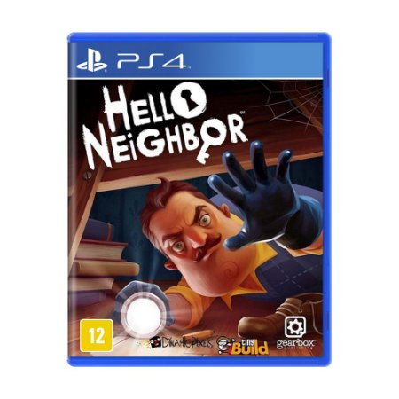 Jogo Hello Neighbor - PS4