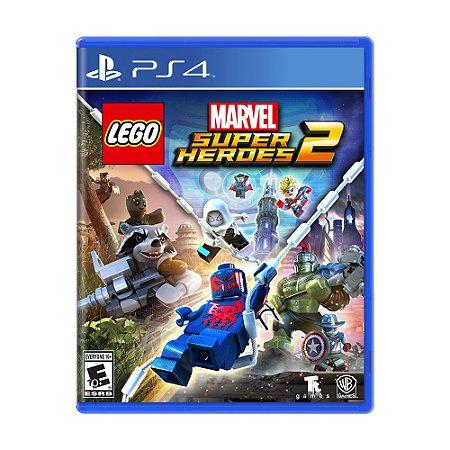 Jogo LEGO Marvel Super Heroes 2 - PS4