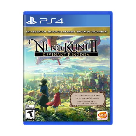 Jogo Ni No Kuni II: Revenant Kingdom (Day One Edition) - PS4