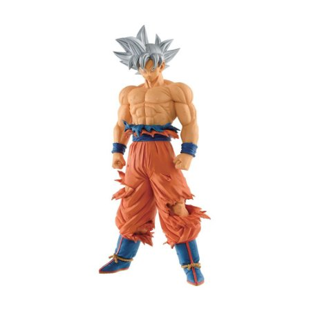 Action Figure Son Goku Ultra Instinct (Grandista Resolution of Soldiers) Dragon Ball Super - Banpresto