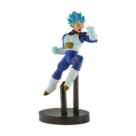 Action Figure Vegeta Super Saiyan God Super Saiyan (Battle Figure) Dragon Ball Super - Banpresto