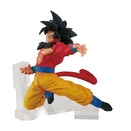 Action Figure Son Goku Super Saiyan 4 (Fes!! Special Ver.) Dragon Ball GT - Banpresto