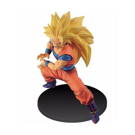Action Figure Son Goku Super Saiyan 3 (Fes!! Special Ver.) Dragon Ball Z - Banpresto