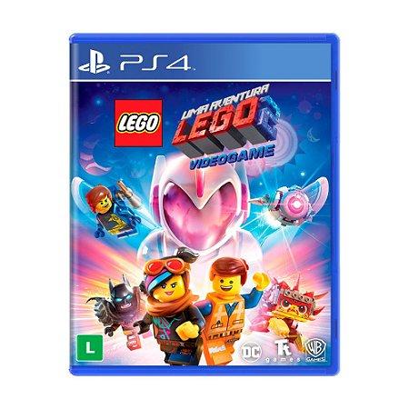 Jogo Uma Aventura LEGO 2 Videogame - PS4