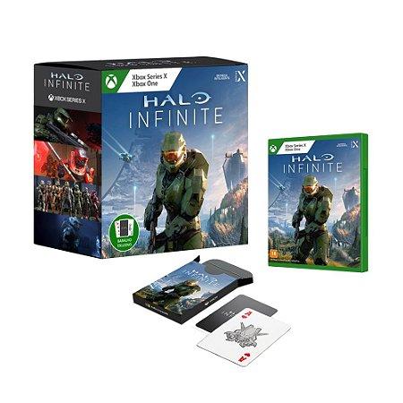Jogo Halo Infinite (Edição Exclusiva) - Xbox