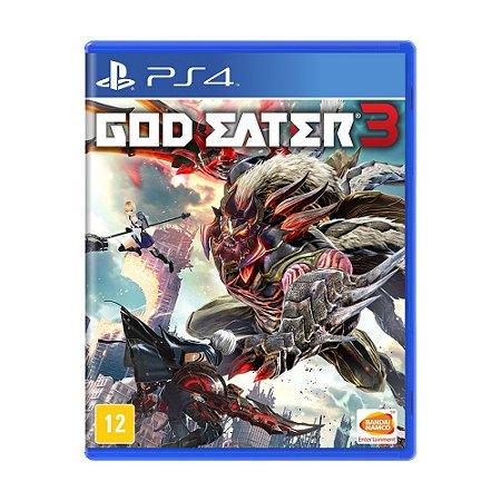 Jogo God Eater 3 - PS4
