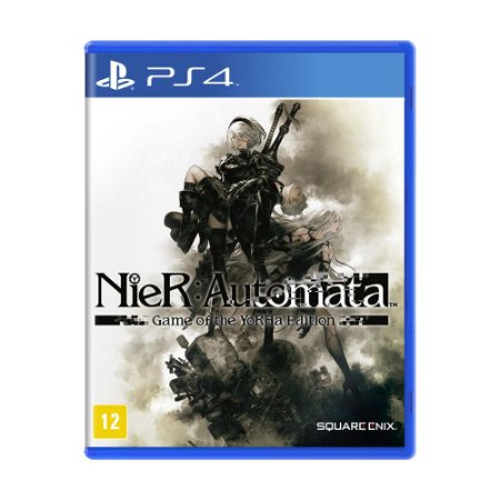 Jogo NieR: Automata (Game of the YoRHa Edition) - PS4