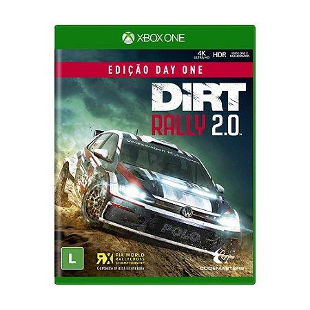 Jogo DiRT Rally 2.0 (Edição Day One) - Xbox One