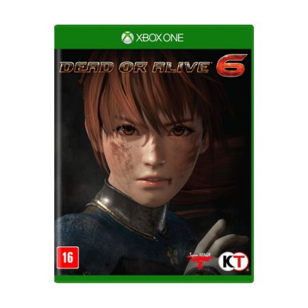 Jogo Dead or Alive 6 - Xbox One