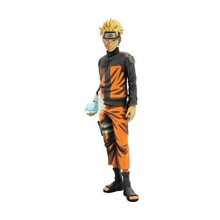Action Figure Naruto Uzumaki (Grandista Manga Dimensions) Naruto Shippuden - Banpresto