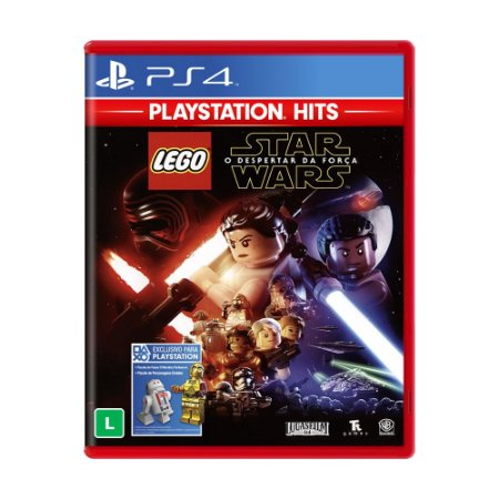 Jogo LEGO Star Wars: O Despertar da Força - PS4