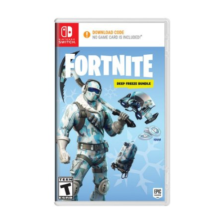 Jogo Fortnite (Deep Freeze Bundle) - Switch