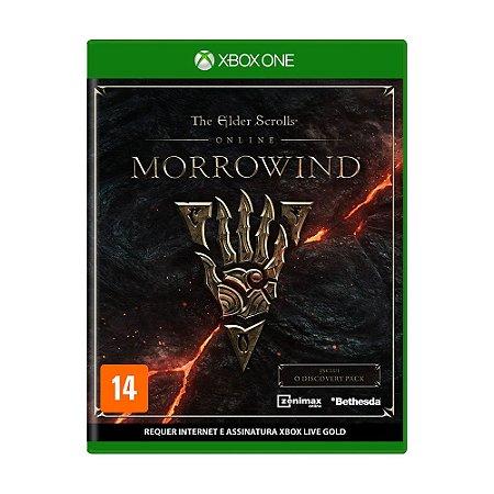 Jogo The Elder Scrolls Online: Morrowind - Xbox One
