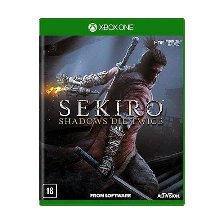 Jogo Sekiro: Shadows Die Twice - Xbox One