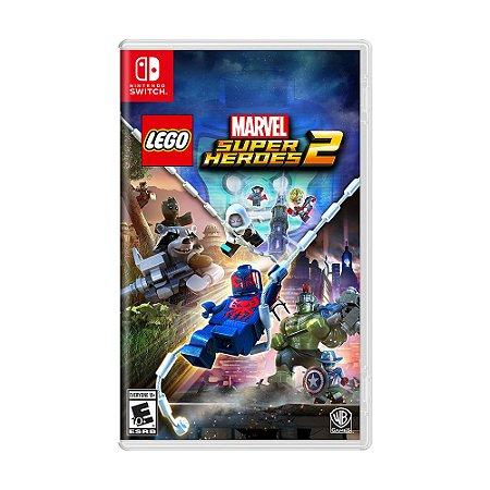 Jogo LEGO Marvel Super Heroes 2 - Switch