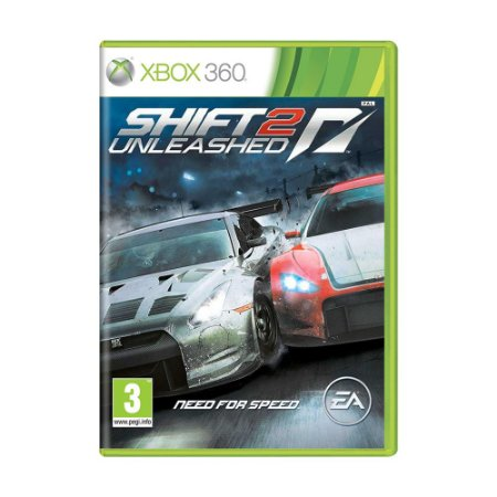 Jogo Shift 2 Unleashed - Xbox 360