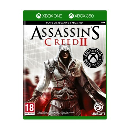Jogo Assassin's Creed II - Xbox One