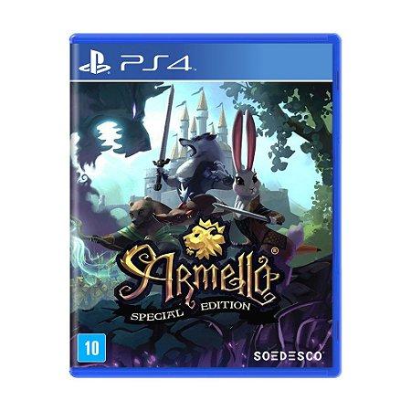 Jogo Armello (Special Edition) - PS4