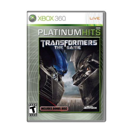 Jogo Transformers: The Game - Xbox 360