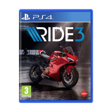 Jogo Ride 3 - PS4