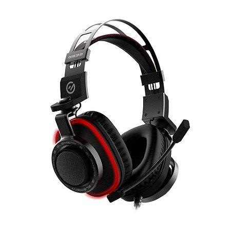 Headset Gamer Element G G530 7.1 com fio - PC