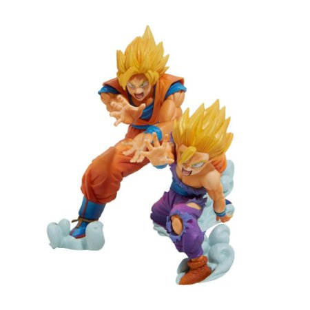 Action Figure Goku & Gohan (Vs Existence) Dragon Ball Z - Banpresto