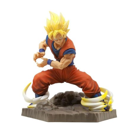 Action Figure Son Goku (Absolute Perfection Figure) Dragon Ball Z - Banpresto