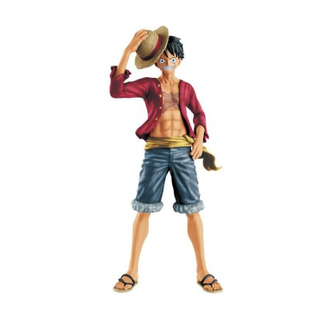 Action Figure Monkey D. Luffy (Memory Figure) One Piece - Banpresto