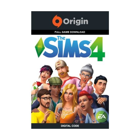 Jogo The Sims 4 (Mídia Digital) - PC