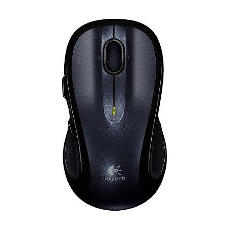 Mouse Logitech M510 Preto sem fio