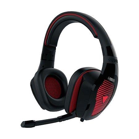 Headset Gamer Gamdias Eros E1 com fio - PC