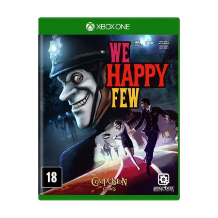 Jogo We Happy Few - Xbox One