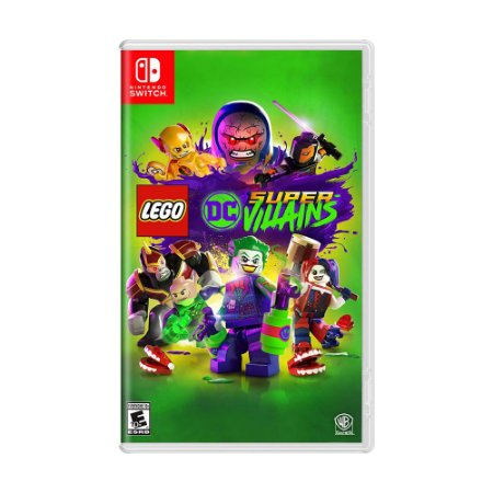 Jogo LEGO DC Super-Villains - Switch