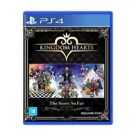 Jogo Kingdom Hearts: The Story So Far - PS4
