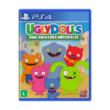 Jogo Uglydolls: Uma Aventura Imperfeita - PS4