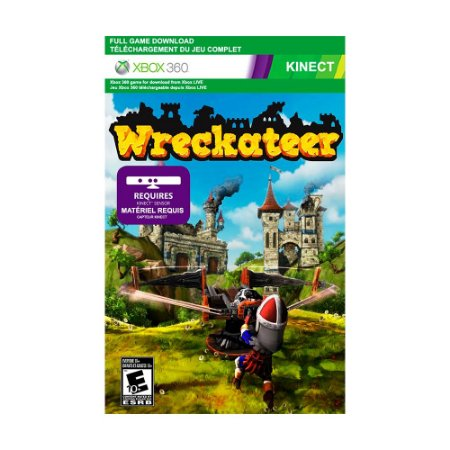 Jogo Wreckateer (Mídia Digital) - Xbox 360