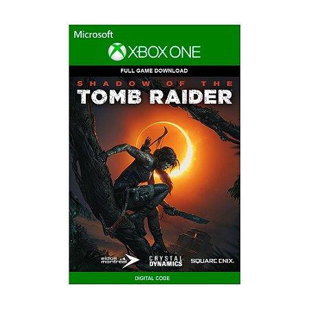 Jogo Shadow of the Tomb Raider (Mídia Digital) - Xbox One