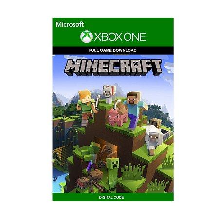 Jogo Minecraft (Mídia Digital) - Xbox One