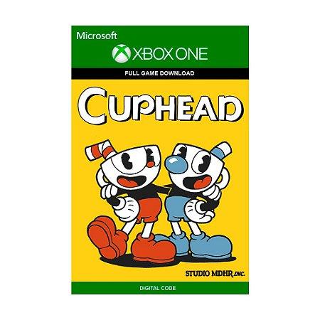 Jogo Cuphead (Mídia Digital) - Xbox One