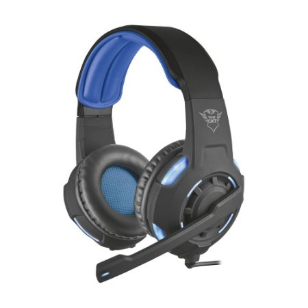 Headset Gamer Trust GXT Radius 7.1 Surround com fio - PC