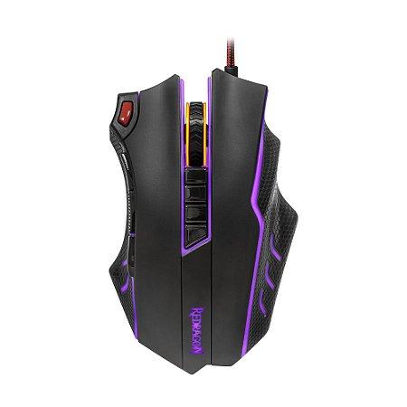 Mouse Gamer Redragon Titanoboa 2 Chroma RGB 24000dpi com fio