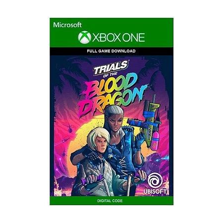 Jogo Trials of the Blood Dragon (Mídia Digital) - Xbox One