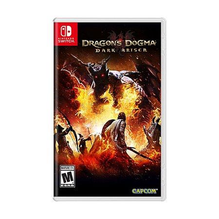Jogo Dragon's Dogma: Dark Arisen - Switch