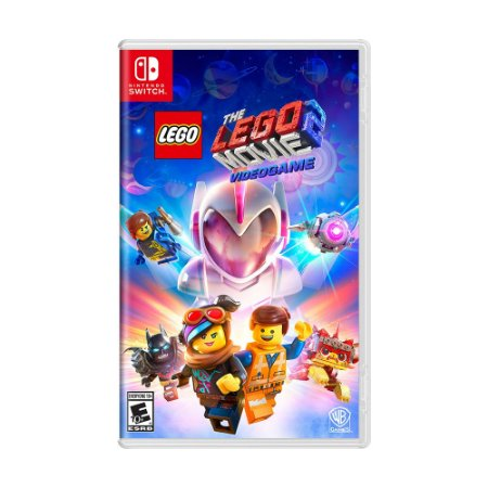 Jogo The LEGO Movie 2 Videogame - Switch