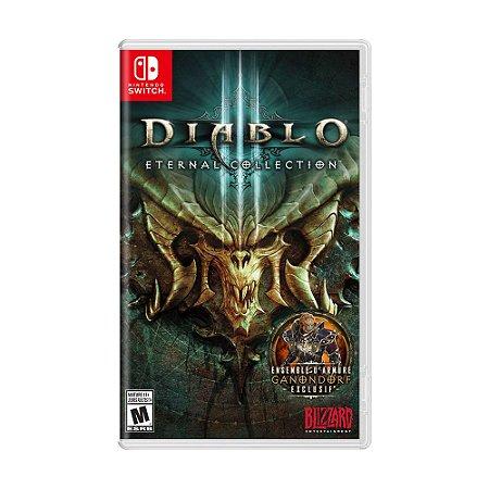 Jogo Diablo III: Eternal Collection - Switch