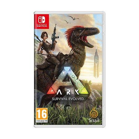 Jogo Ark: Survival Evolved - Switch