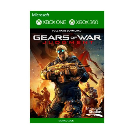 Jogo Gears of War: Judgment (Mídia Digital) - Xbox 360 e Xbox One
